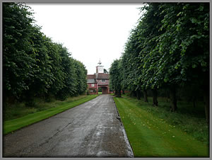 Entry Drive to Ingatestone Hall