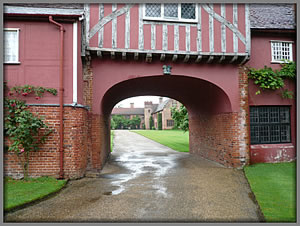 The Hall from the Gatehouse