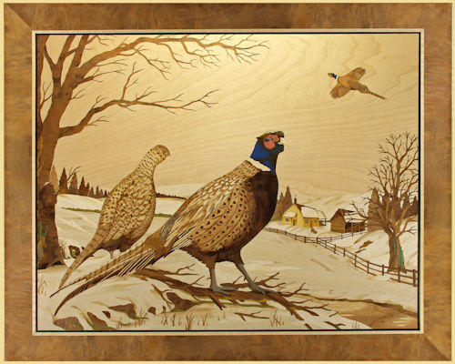 The Pheasant Outlook