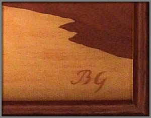 B and G signature