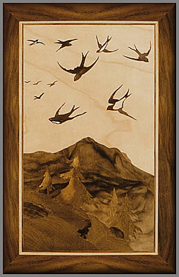 Flight of the Swallows