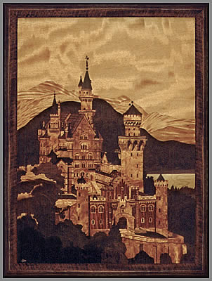 Germanic Castle