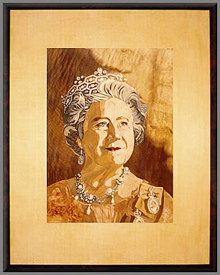 HRH Queen Mother