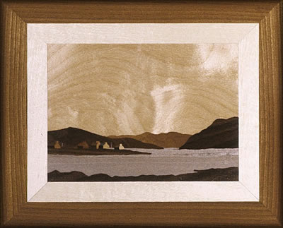 Wester Ross by M Dixon