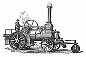 Garrett Traction Loco