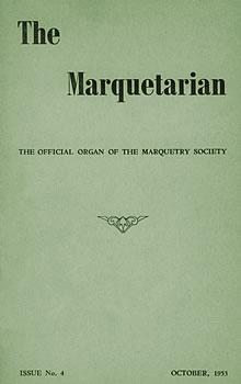 Marquetarian issue 4