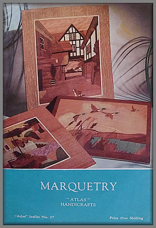 1954 Marquetry Kit