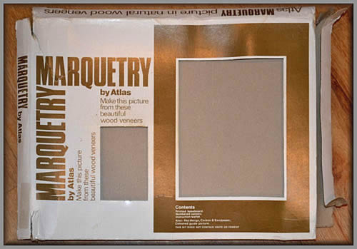 Atlas Marquetry Kit